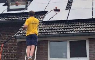 Zonnepanelen Schoonmaken Onderhoud
