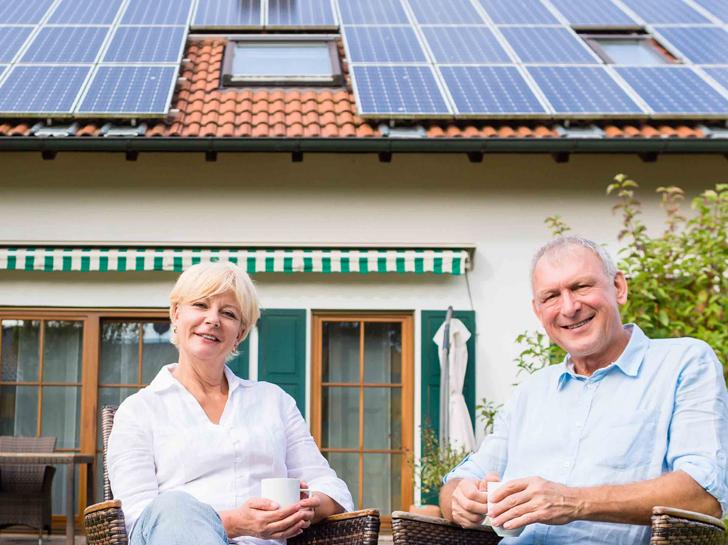 zonnepanelen opbrengstgarantie