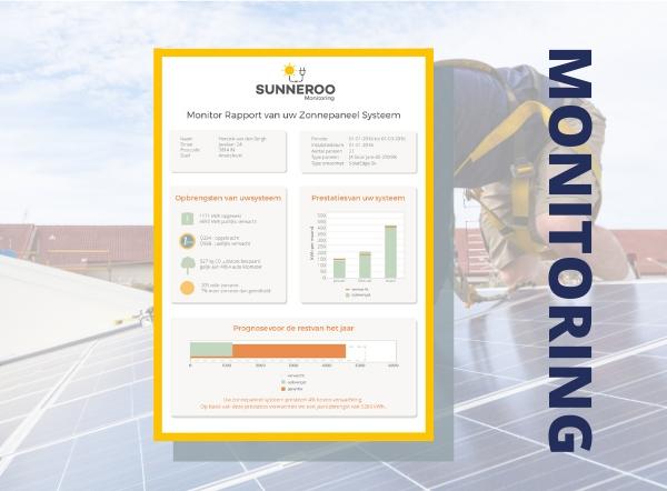 Sunneroo monitoring veelgestelde vragen